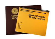 Notary Jourrnals